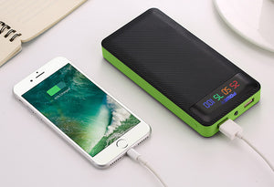 2.1A Dual USB Power Bank Case
