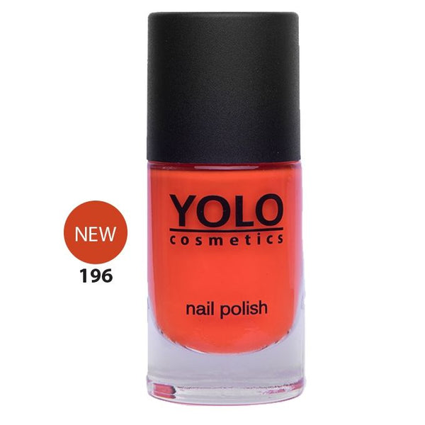 ي Yolo 196 - Nail Polish - 10 Ml