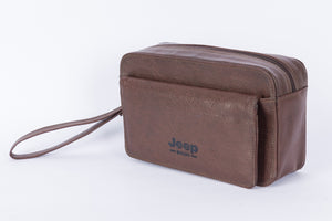Jeep HandBag Brown