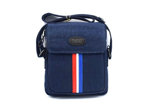 Tommy cross Bag Jeans Blue