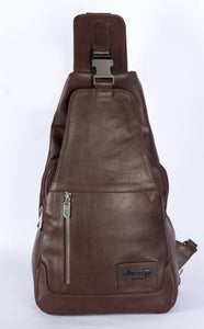 Backpack Jeep Brown