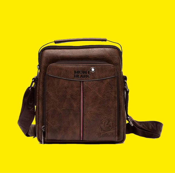 MB cross Bag Brown