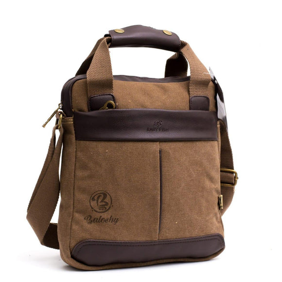 Babyfish Bag - Brown