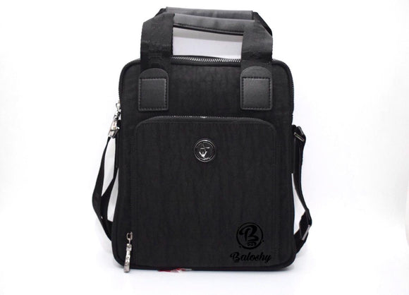JAC Cross Bag Black