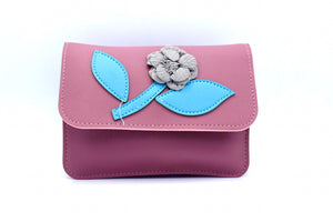 Flower Bag Horizontal Cashmere