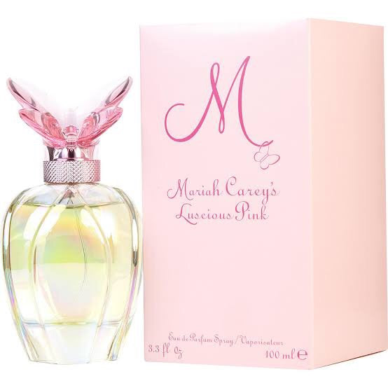 M By Mariah Carey Luscious Pink By Mariah Carey Eau De Parfum Spray 100ml