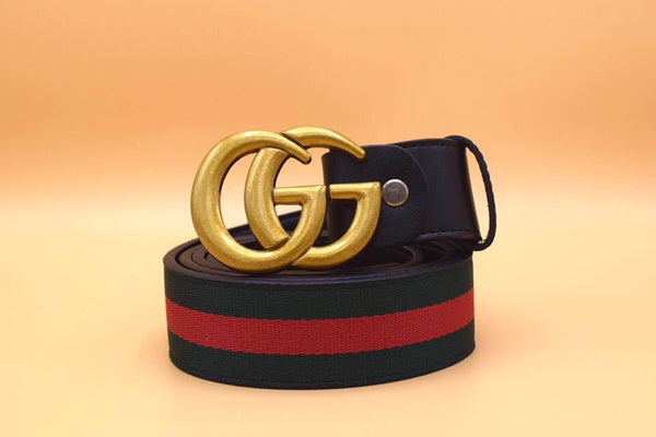 Gucci belt women red*green