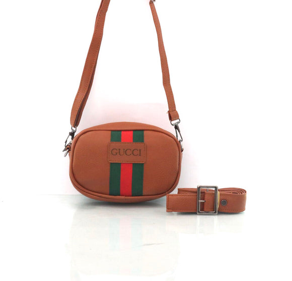 Gucci belt and cross women bag havan
