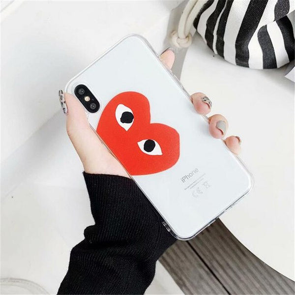coque cdg iphone xr
