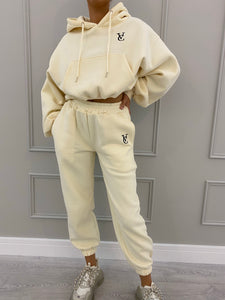 NEW! The Home Club Oversized set in Off-White PRE-ORDER