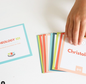 Theology 101 Cards