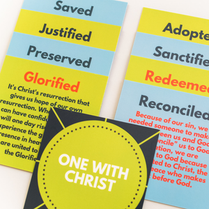 One with Christ Cards
