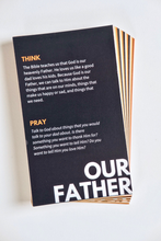 Lord's Prayer Cards