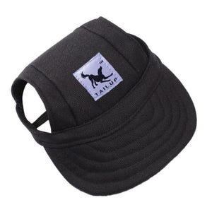 Adorable Dogs Baseball Cap - Oxford Black / S
