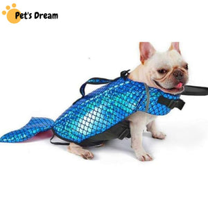 Cute Mermaid Dog Costume