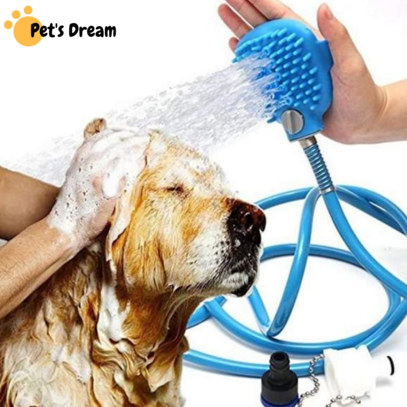 Pet Massage Shower Tool