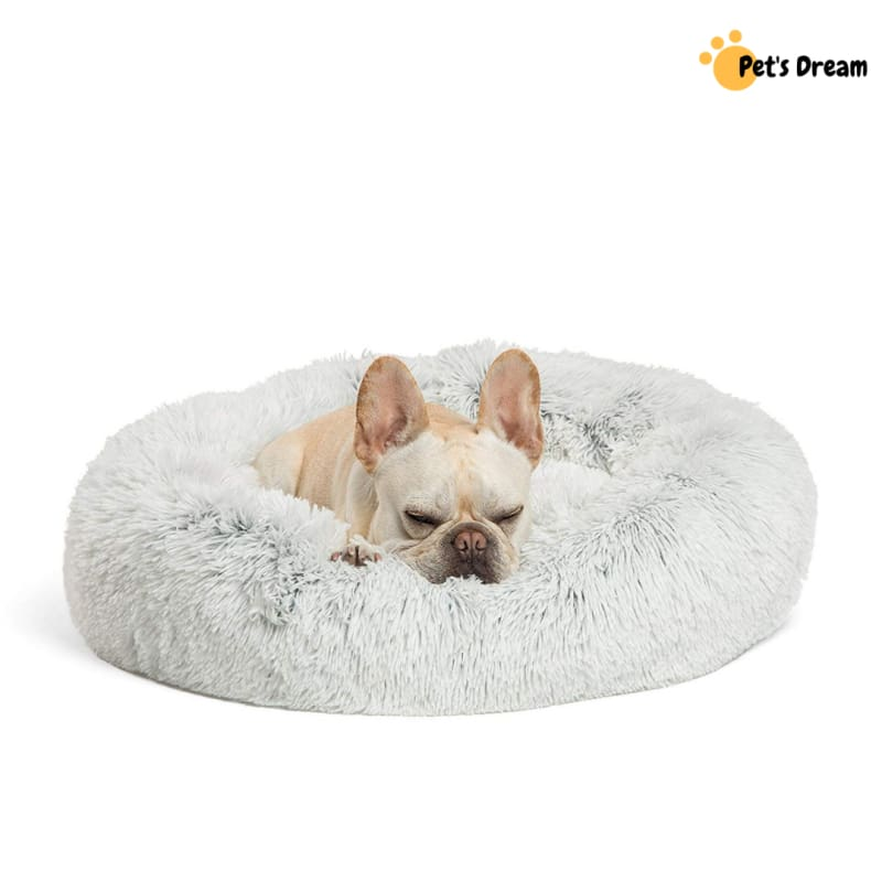 Pets Dream Luxurious Soothing Bed - XS (50*50cm) / Ash