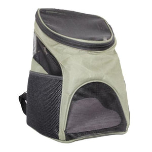 Premium Breathable Pets Travel Backpack Carrier - Light Green / M