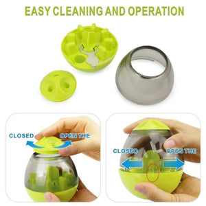 Premium Pets IQ Interactive Dispensing Treat Ball