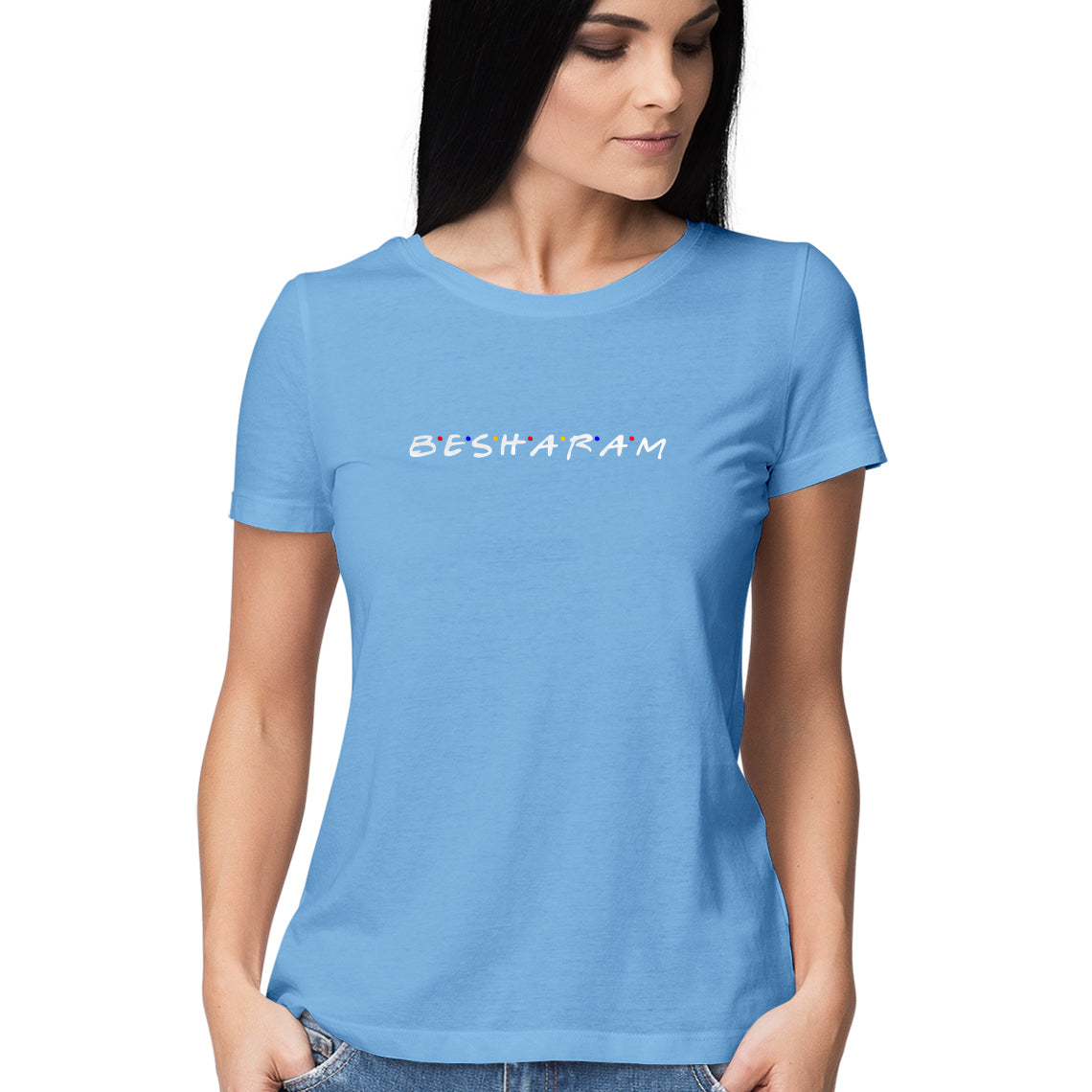 Besharam Women's T-shirt