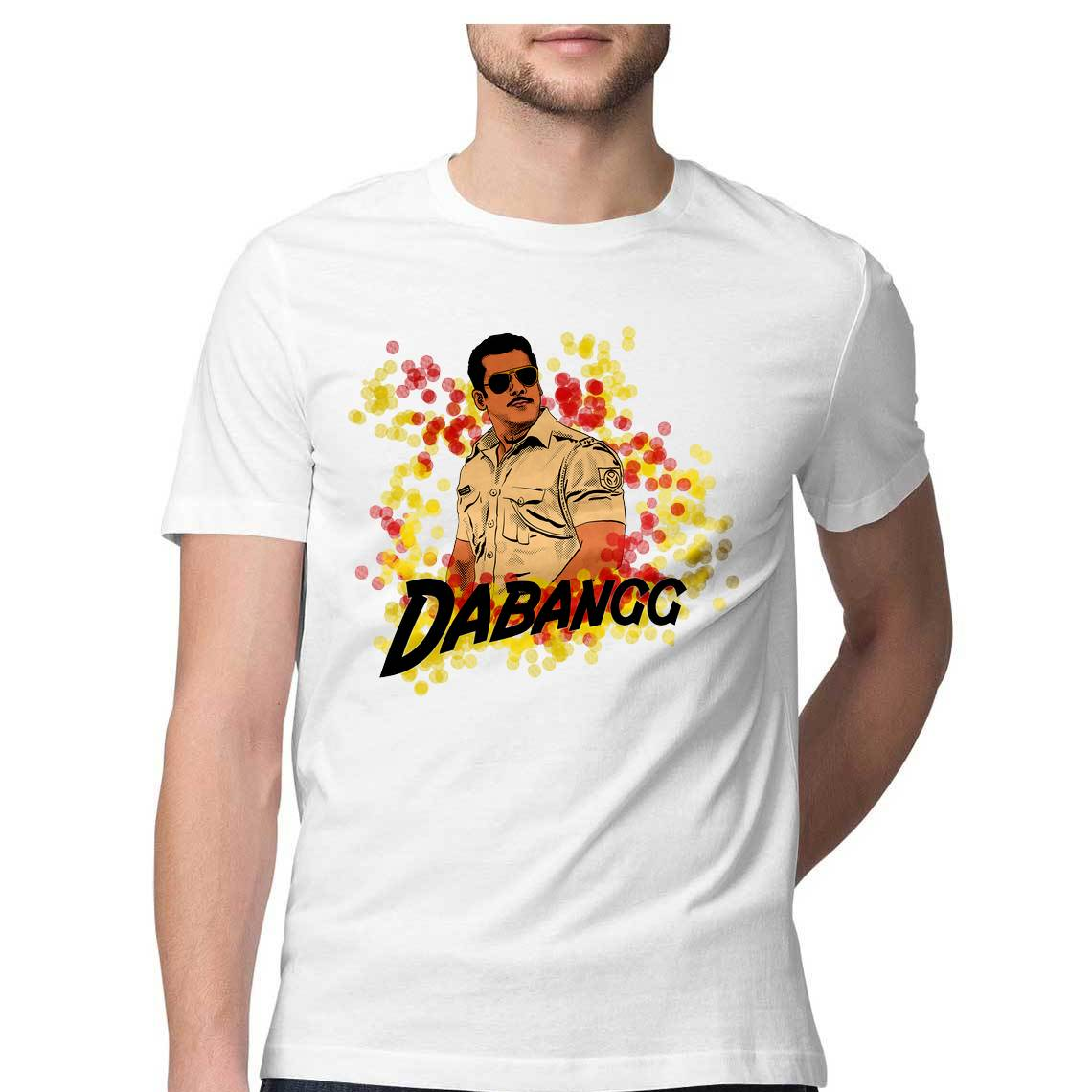 Salman Khan Dabangg Men's T-shirt