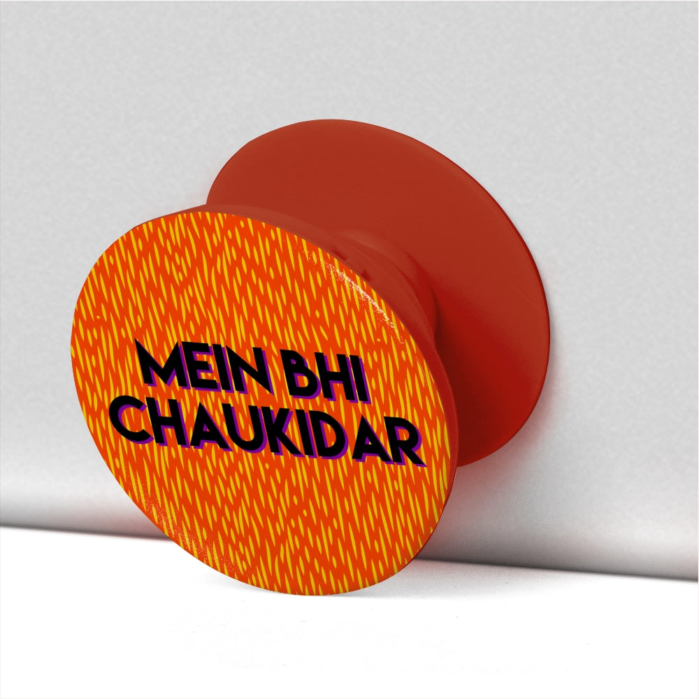 Mein Bhi Chaukidar Election 2019 Phone Grip PopSocket