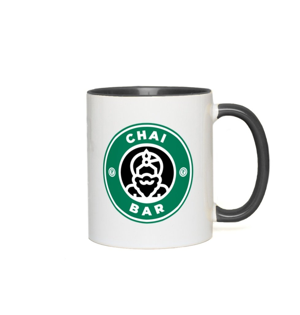 Chai Bar by Ashish Yamdagni Accent Mug