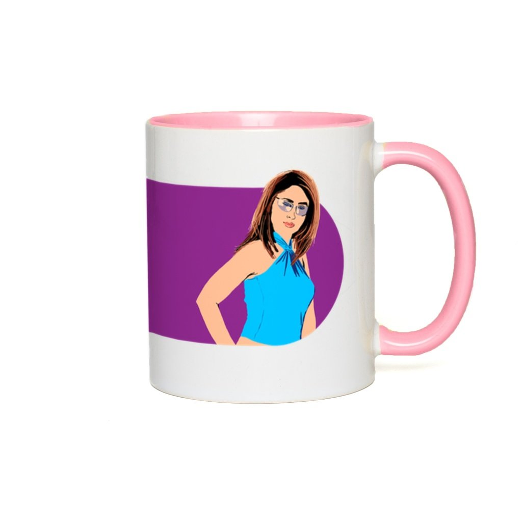 Pooja from K3G Kareena Kapoor Bollywood Goddess Mug
