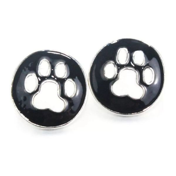 Paw Snap Charm 18mm