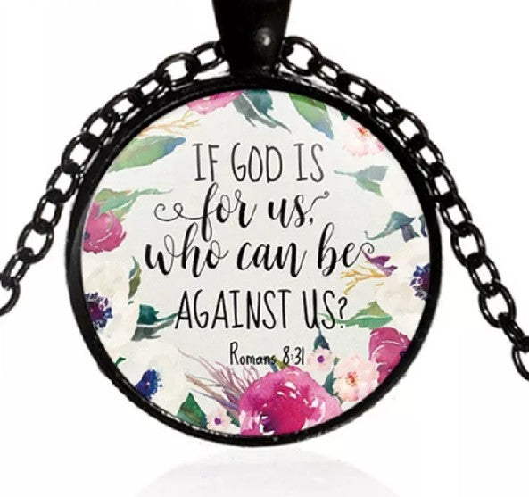 If God is for Us Necklace