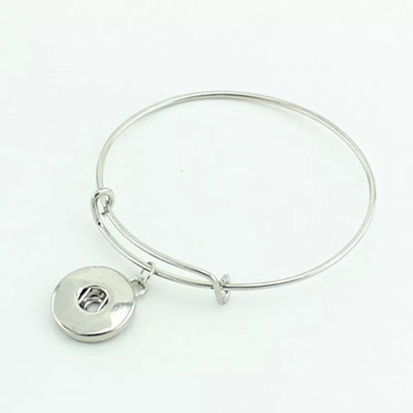 Snap Bangle adjustable 18mm