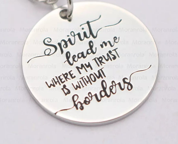 Spirit Lead Me Necklace