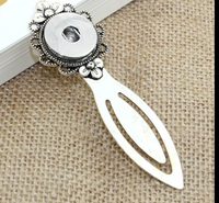 Flower Snap Bookmark 18mm