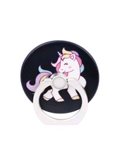 Unicorn Phone pop holder finger ring