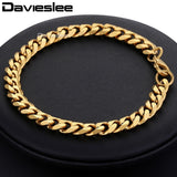 Bracelet for Men Link Chain Stainless Steel