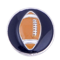 Football 18MM Snap Button