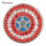 Shield America Snap Charm 18mm