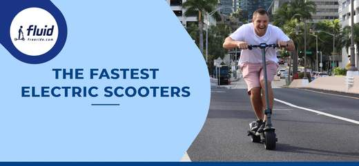 🛴💨 Top 15 Fastest Electric Performance Scooters [20-80 MPH] / 2020
