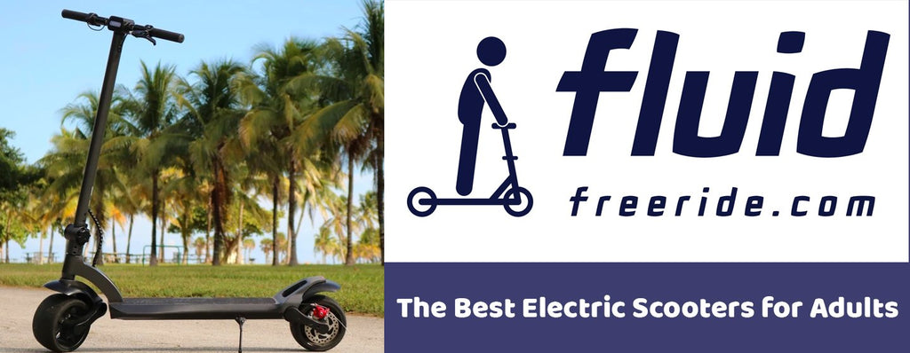 The Best Electric Scooters for Adults Banner