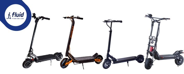 🛴💨 Best 5 Electric Scooter for Heavy Adults up to 330lbs // 2021