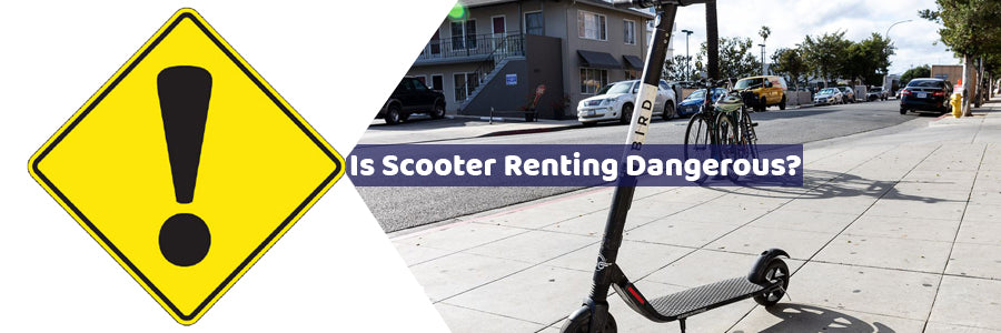 Renting A Scooter