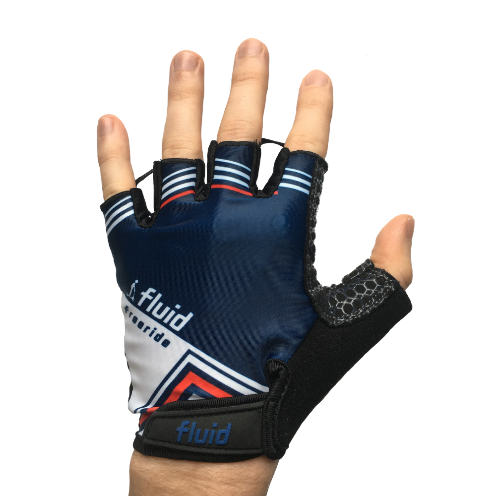 Fingerless Scooting Gloves