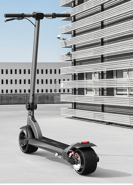 WIDEWHEEL Best Electric Scooter for Commute and Play - 500W or 1000W