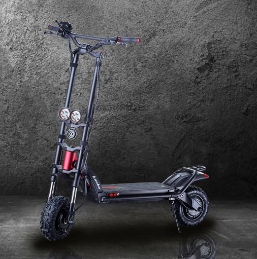WOLF WARRIOR 11 - Maximum Speed & Acceleration, Off Road Electric Scooter