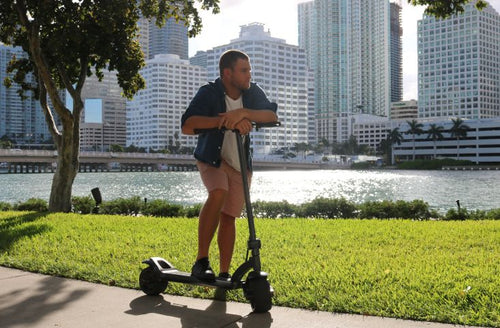bayshore drive electric scooters