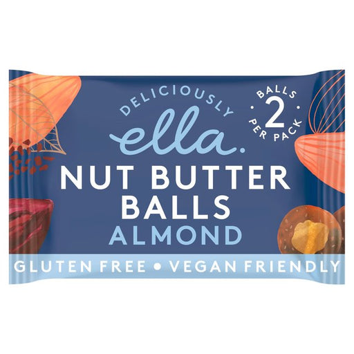 Deliciously Ella Almond Nut Butter Balls 36g (Best Before Date: 26/08/2020)