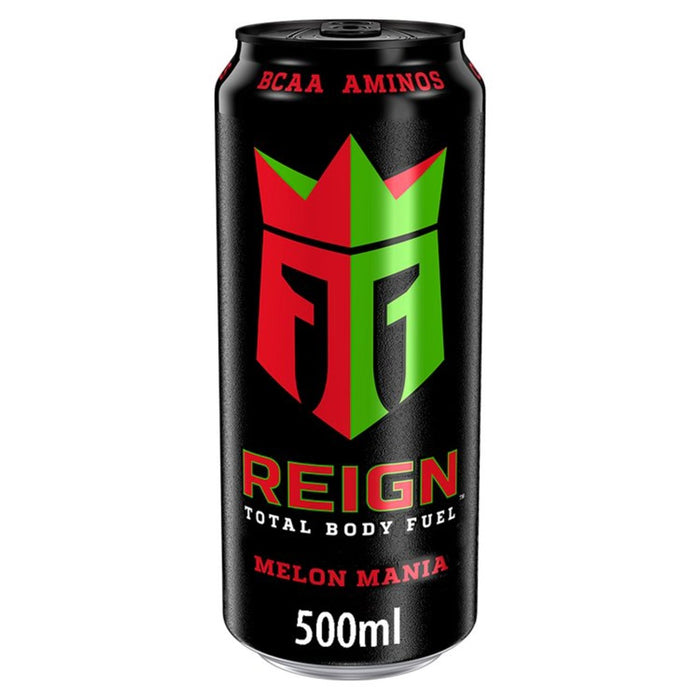Reign Melon Mania BCAA Total Body Fuel 500ml