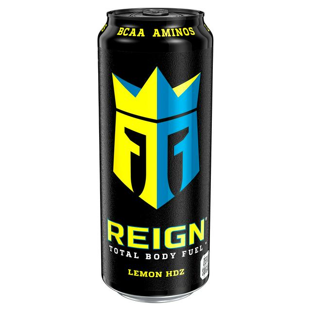 Reign Lemon HDZ Total Body Fuel 500ml - Case of 12 Multisave