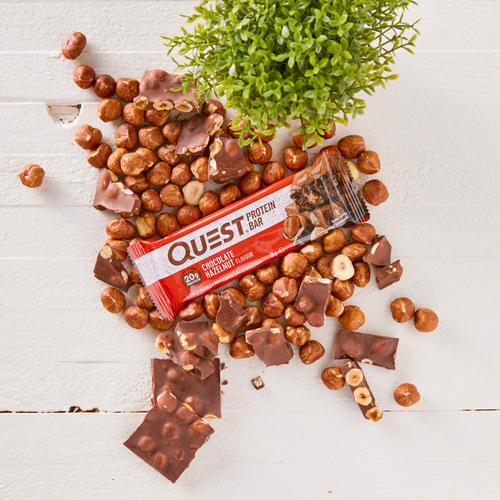 Quest Chocolate Hazelnut Protein Bar 60g - Case of 12 Multisave
