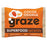 Graze Cocoa Orange Superfood Bites with Quinoa & Oats 30g - Case of 15 packs Multisave